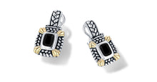 Load image into Gallery viewer, NIRVANA EARRINGS ONYX - Gir Collection