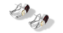 Load image into Gallery viewer, RUTA EARRINGS GARNET - Gir Collection