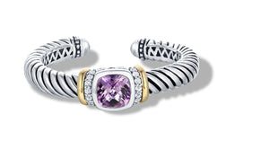 KALI BRACELET AMETHYST - Gir Collection