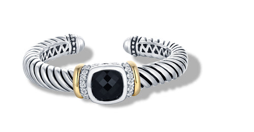 KALI BRACELET ONYX - Gir Collection