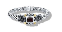 Load image into Gallery viewer, NIRVANA BRACELET GARNET - Gir Collection