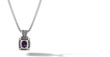 Load image into Gallery viewer, NIRVANA NECKLACE AMETHYST - Gir Collection