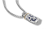 Load image into Gallery viewer, VARSHA NECKLACES SAPPHIRE - Gir Collection