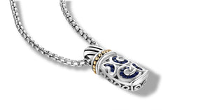 VARSHA NECKLACES SAPPHIRE - Gir Collection