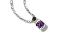 Load image into Gallery viewer, RUTA NECKLACE AMETHYST - Gir Collection