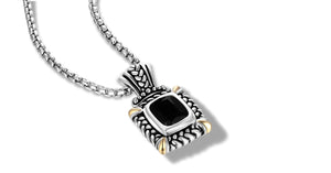 NIRVANA NECKLACE ONYX - Gir Collection