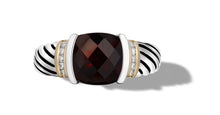 Load image into Gallery viewer, RUTA RING GARNET - Gir Collection