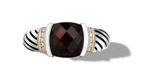 RUTA RING GARNET - Gir Collection
