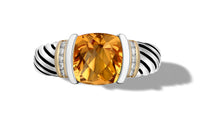 Load image into Gallery viewer, RUTA RING CITRINE - Gir Collection