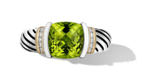 Load image into Gallery viewer, RUTA RING PERIDOT - Gir Collection