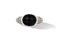 Load image into Gallery viewer, MAYA RING ONYX - Gir Collection