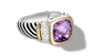 Load image into Gallery viewer, KALI RING AMETHYST - Gir Collection