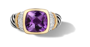 KALI RING AMETHYST - Gir Collection