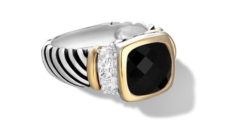 KALI RING ONYX - Gir Collection