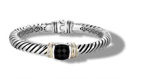 Load image into Gallery viewer, RUTA BRACELET ONYX - Gir Collection