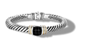 RUTA BRACELET ONYX - Gir Collection
