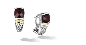 RUTA EARRINGS GARNET - Gir Collection