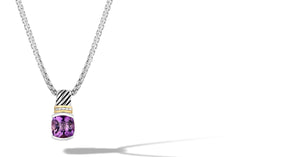 RUTA NECKLACE AMETHYST - Gir Collection