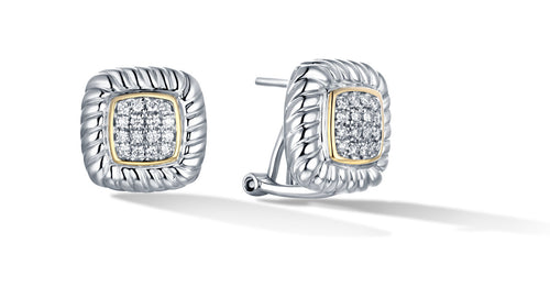 VIMAL EARRINGS DIAMOND - Gir Collection