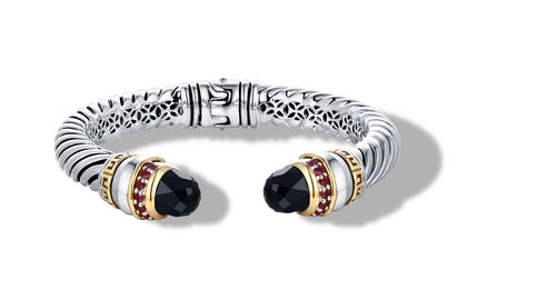 ZIKARA BRACELET ONYX - Gir Collection