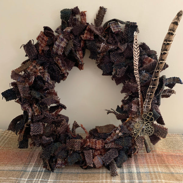 Raggy Wreath