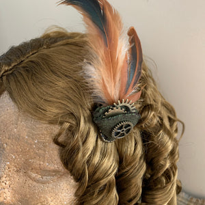 Feather hat dressings/hair ornaments