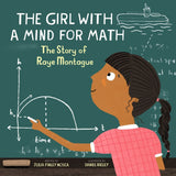 The Girl With A Mind For Math book cover