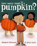How Many Seeds In A Pumpkin book cover
