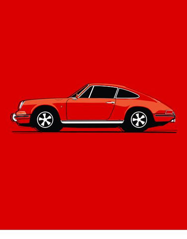 911 sports car shirts hoodies flat