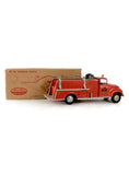 collectible toys tonka no 46 suburban pumper fire truck back