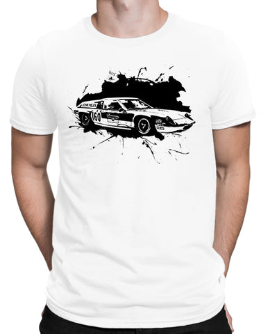 lotus europa race car t shirt mens car shirts