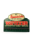 vintage signs whitaker cables