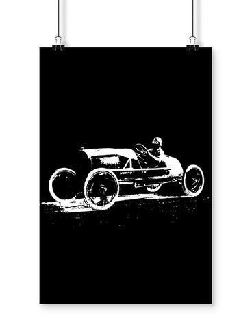 car posters indy race car