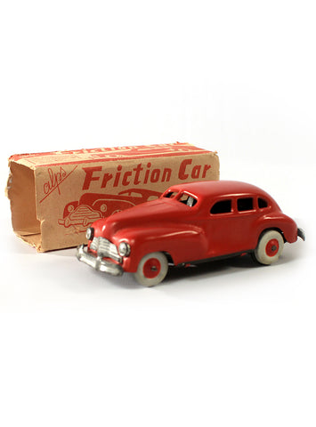 collectible toys alps occupied japan japanese friction car sedan with box