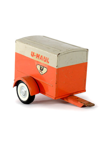 collectible toys nylint ford u haul trailer front