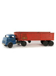 collectible toys structo steel cargo company truck