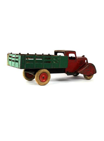 Collectible Toys - 1930's Wyandotte Stake Truck
