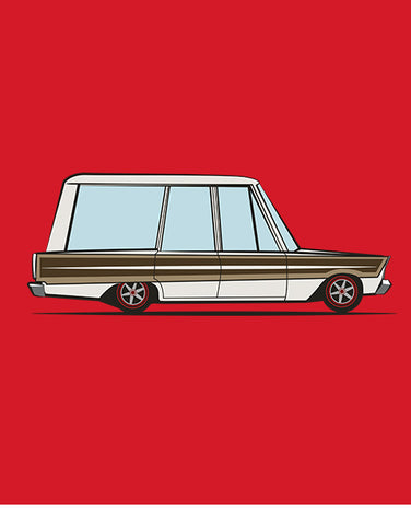 fairlane woody wagon car shirts hoodies gifts for car enthusiasts