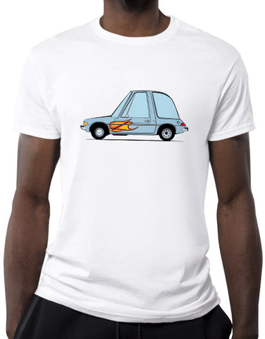 fan art garths pacer movie car shirts hoodies mens white