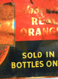Vintage Signs - Drink Mil-Kay Orange Soda Sign