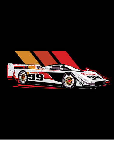 gtp eagle race car shirts hoodies gifts for car lovers flat