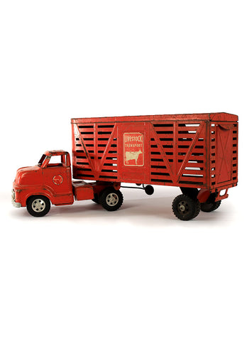 man cave gifts dunwell livestock transport truck