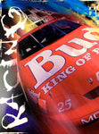 man cave signs budweiser racing monte carlo nascar 25