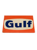 vintage signs gulf half tire display 1
