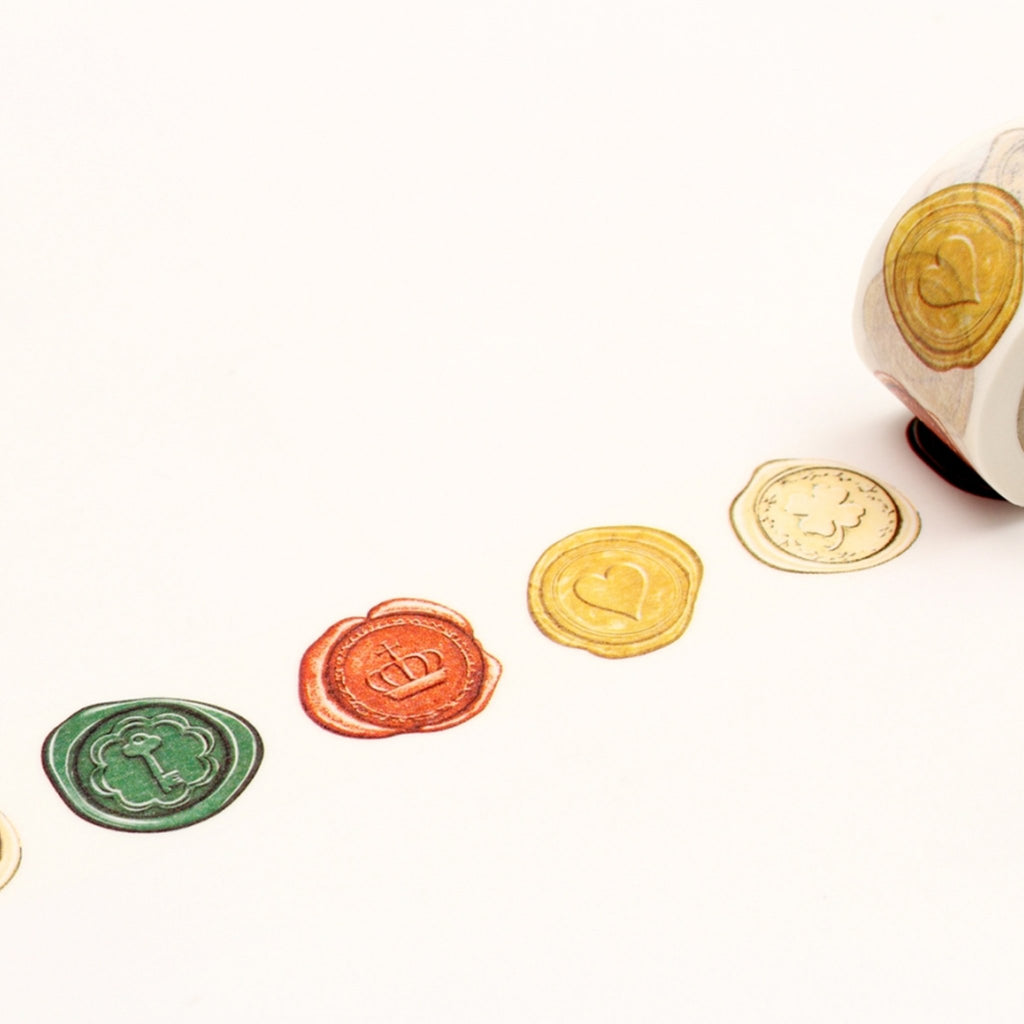 Washi Sealing Wax