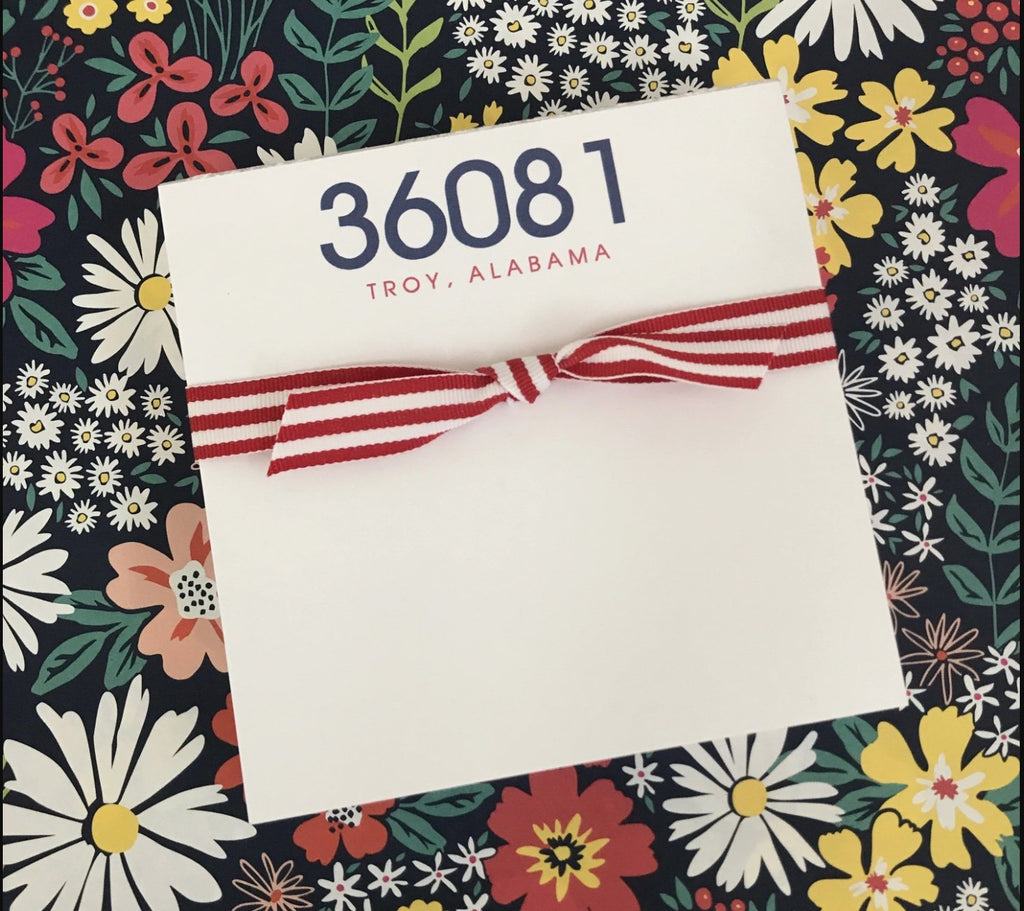 36081 Square Notepad
