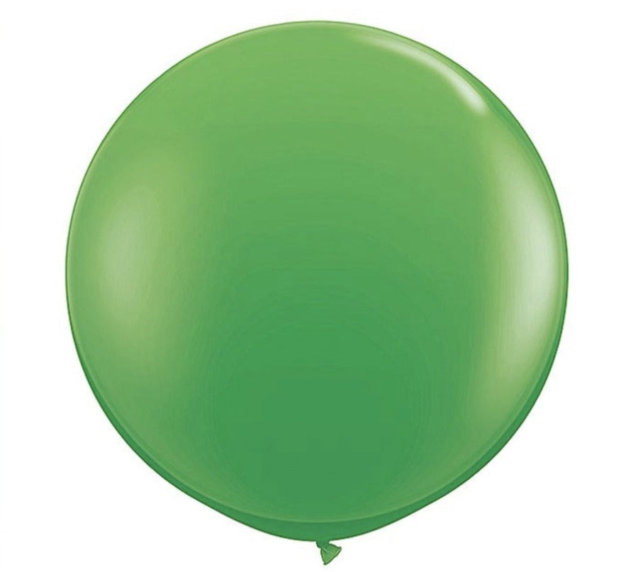 Spring Green Jumbo Balloon
