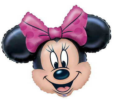Burton + Burton Minnie Head Balloon