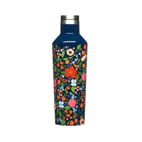 Corkcicle Wild Rose 16 oz. Canteen