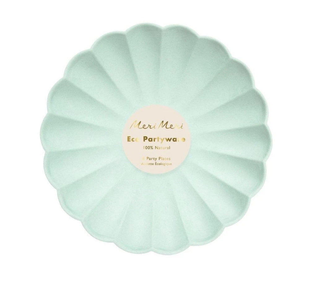 Simply Eco Small Plate - Mint